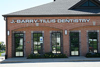 crimson ridge dentistry exterior
