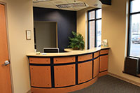 crimson ridge dentistry front desk